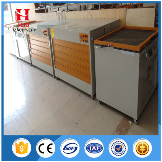 Calibration Table Screen Frame Dryer Machinery pictures & photos