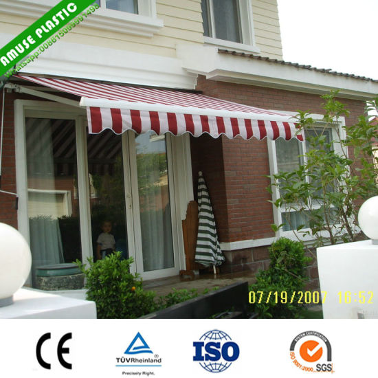 China Aluminum Patio Awning Deck Canopy For Sale China Sunset