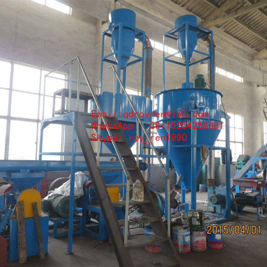 China High Efficiency Fiber (NYLON) Rubber Separator in