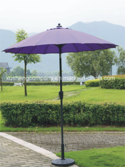 Beach Umbrella 3m Aluminum Patio Umbrella & China Beach Umbrella 3m Aluminum Patio Umbrella - China Patio ...