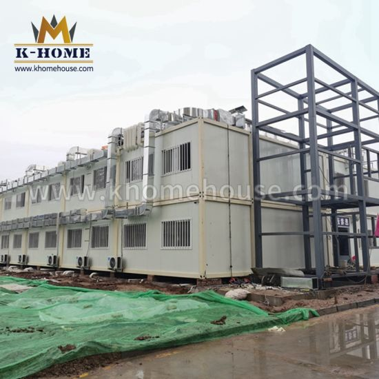 Low Cost and Fast Build Temporary Emergency Container Modular Container Hospital