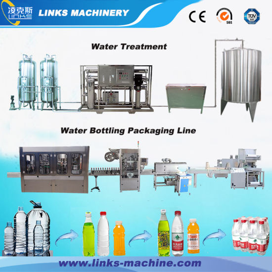 High Capacity 18000bph Pet Bottle Water Bottling Plant pictures & photos