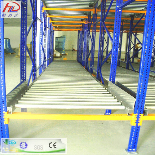 Heavy Duty Warehouse Storage Gravity Racking pictures & photos