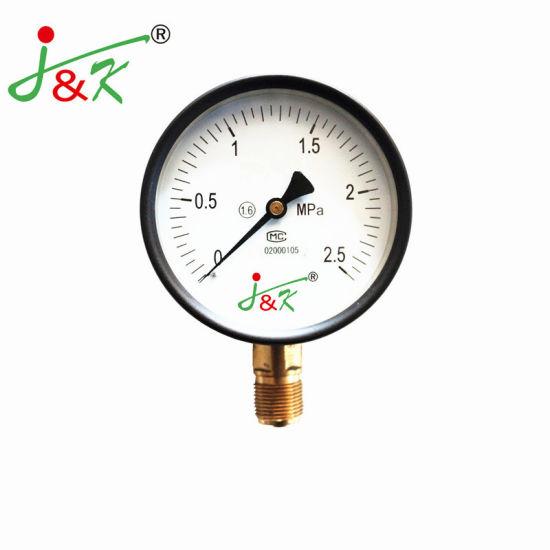 100mm / 150mm Heat - Resistant Pressure Gauge