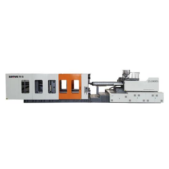 Zs3000s Ton Servo Precise Energy Saving Injection Molding Moulding Machine Machinery
