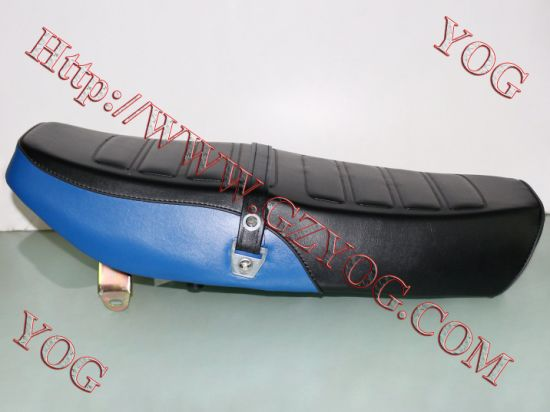 Yog Body Spare Parts Motorcycle Seat for Italika Ax100 Cg125 Gxt200 Bm150 pictures & photos
