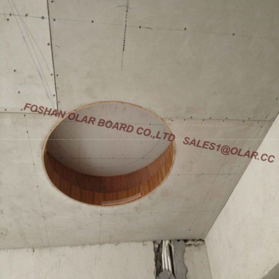 China Fireproof Building Material--Calcium Silicate Board