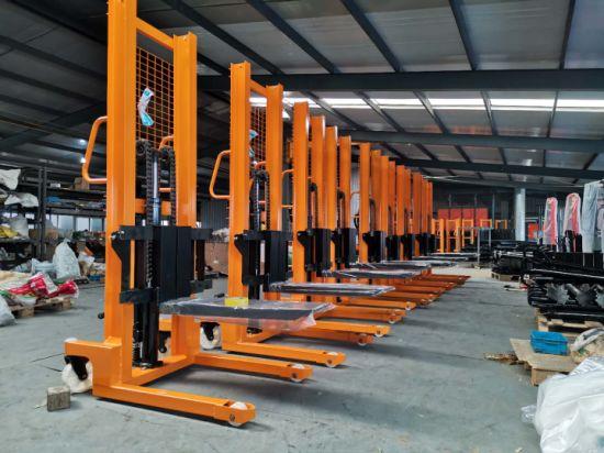 Warehouse Use Wholesale Forklift 2000kg Manual Hand Stacker Forklift