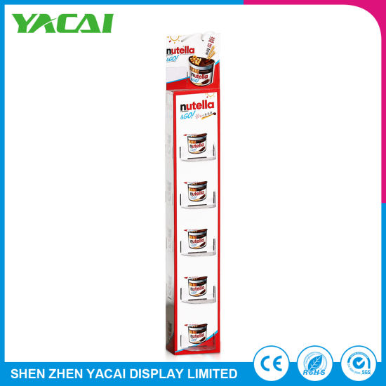 Recycled Paper Display Rack Exhibition Stand for Stores pictures & photos