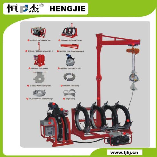 Semi Auto Plastic Pipe Welding Machine 800/1000/1200mm