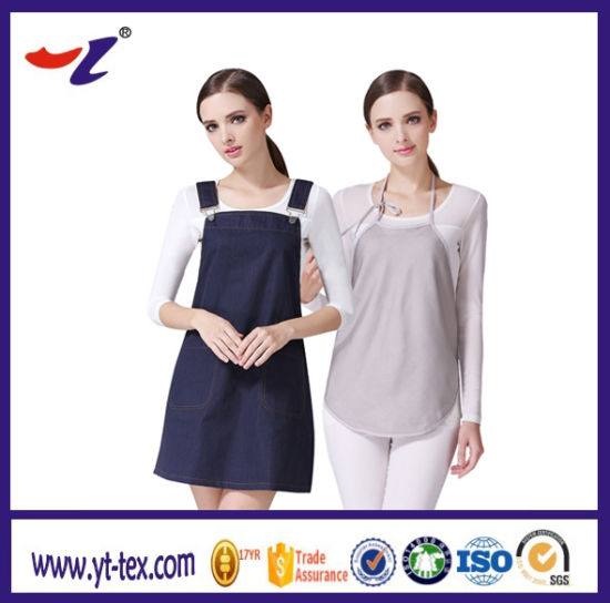 1bbed7136ca3b China Radiation Protection Clothes for Pregnant Women with Top ...