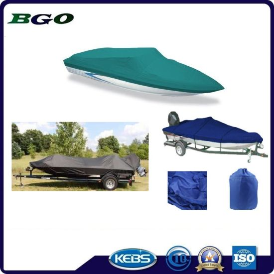 OEM Waterproof Durable Polyester Boat Cover pictures & photos