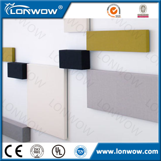 Studio Fabric Covered Fiberglass Acoustic Wall Panel