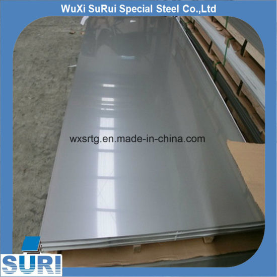 321 Stainless Steel Plate Cold Rolled with 2mm Thickness pictures & photos
