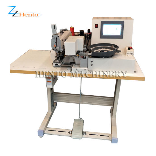 Highly Recommend Automatic Snap Button Attaching Machine Price