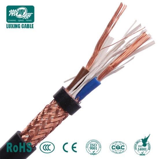 China Cable Manufacturer Kvv, Kvvp, Kvv22, Kvvp22, Kvvr, Kvvrp ...