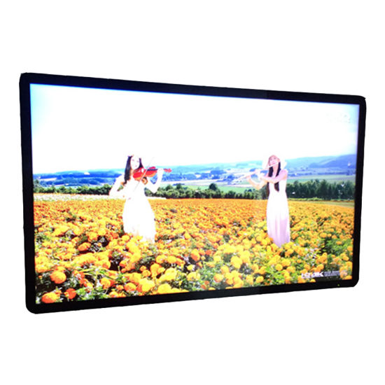 "Wall Mount 65"" Touch Screen All-in-One PC with High Quality pictures & photos"
