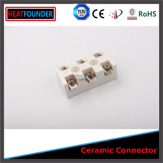 Insulated Electric Ceramic Termainal for Wire Connection pictures & photos