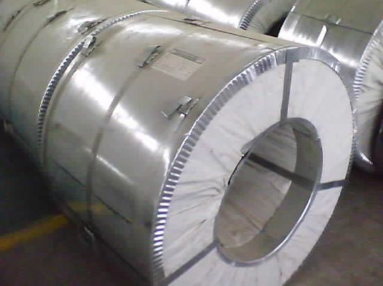 Hot Dipped Galvanized Steel in Coil pictures & photos