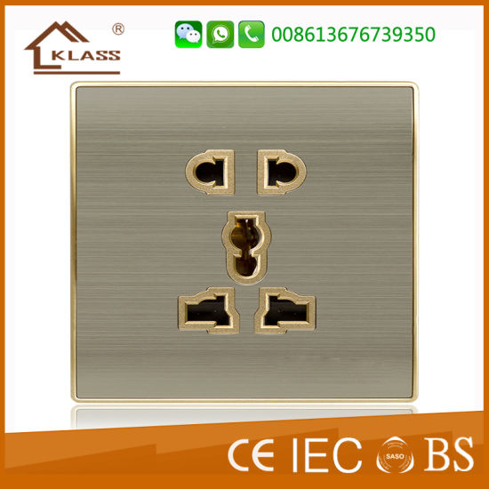 10A 250V Electrical Sound Control Light Switch pictures & photos