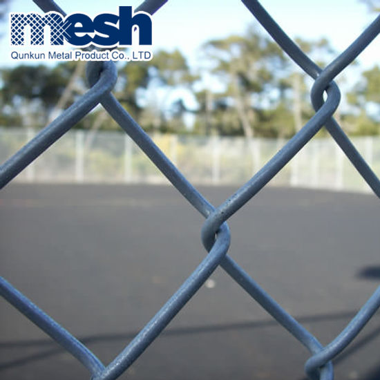 China Supplier Diamond Shape Chain Link Fence pictures & photos
