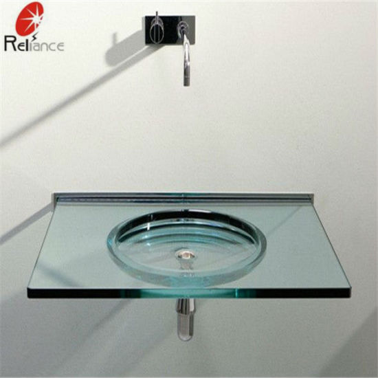 15mm Transparent Safety Glass for Tables/Balcony/Roof pictures & photos