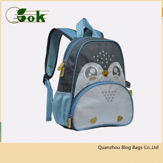 5387982650 Mini Cartoon Animal Owl Little Girls School Bags Kids Travel Rolling  Backpacks for Preschool