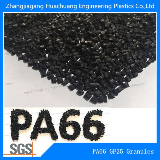 Engineer Plastic PA66GF25 Granules for Auto Radiator