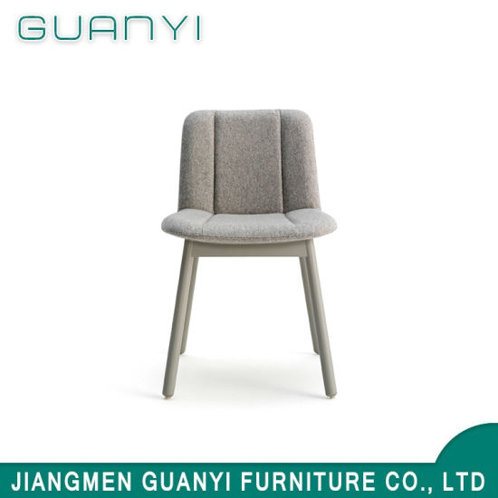 Modern High Back Solid Wood Dining Room Or Restaurant Chair