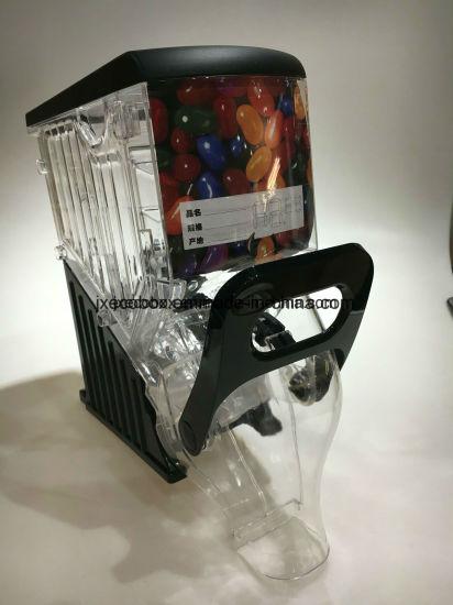 China Super Gravity Food Bin Bulk Acrylic Dispenser - China Gravity