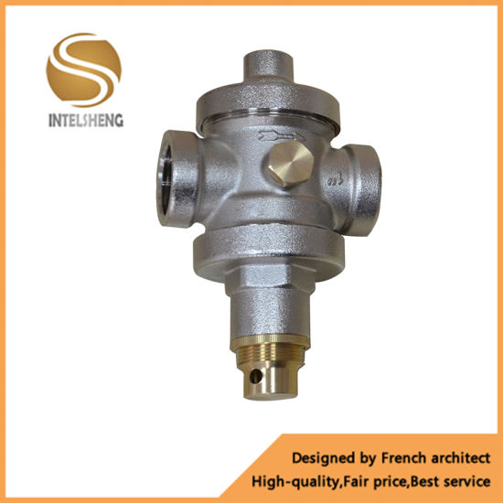 Brass Safety Valve for Gas