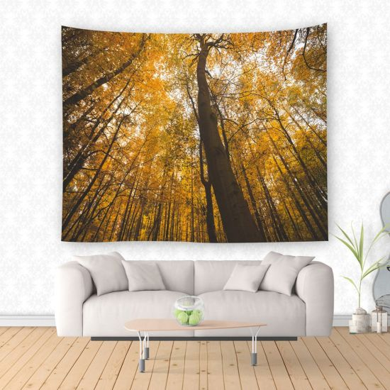 Natural Scenery Painting Wall Hangings Tapestry for Home Decoration pictures & photos