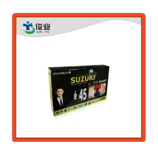 Black-Color-Cardboard-Paper-Foldable-Packaging-Corrugated pictures & photos