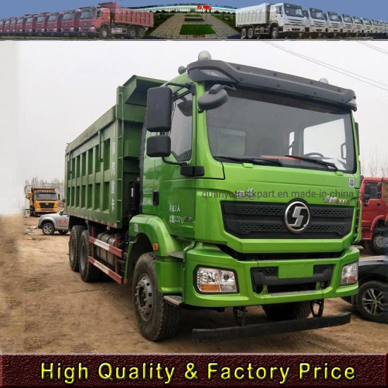 Shacman F2000 25ton Price New Dump Truck with High-End Cylinder
