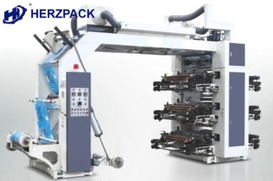 High Quality Flexographic Printing Machine
