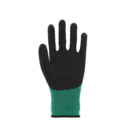 Industrial Use Working Gloves/ Latex Coated Labor Gloves/Safety Gloves