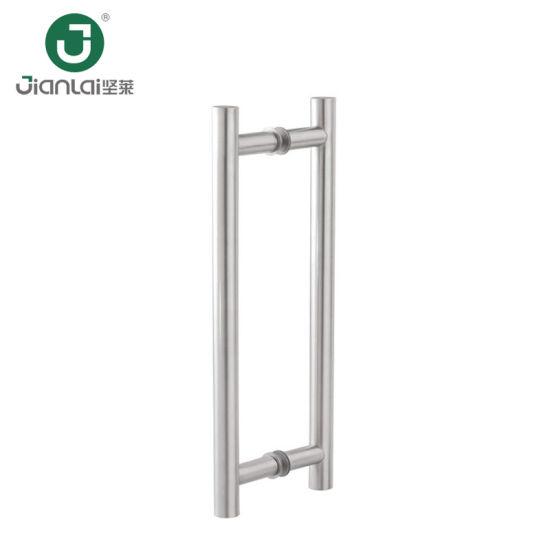 China Commercial Glass Door Pull Handle for Glass Sliding Door ...