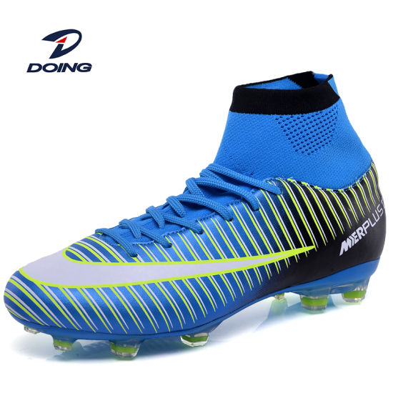 Custom Outdoor Boots Soccer Football Shoes