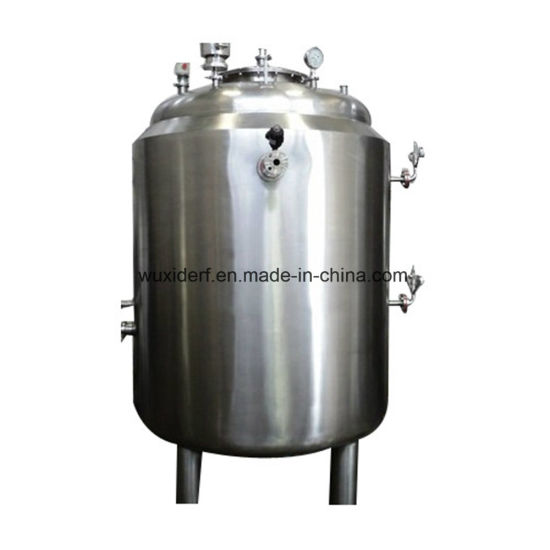OEM Customized Stainless Steel Storage Fuel Tank with SGS Certificate pictures & photos