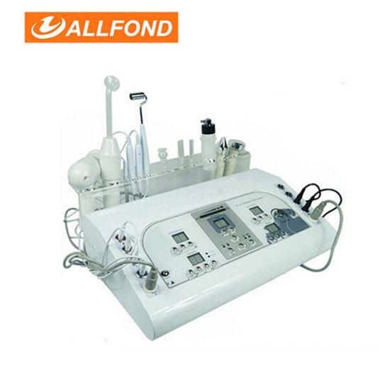 Vacuum suction facial machine