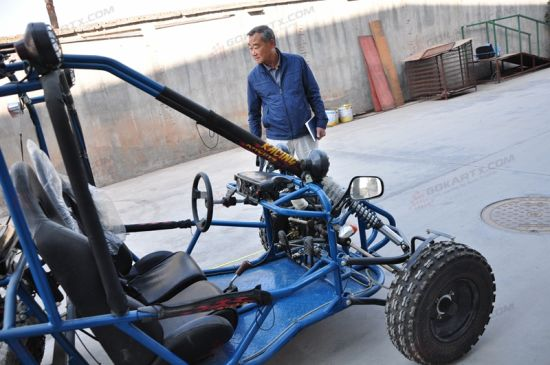 China Factory Driect Sell off-Road 2 Seater 150cc Go Kart