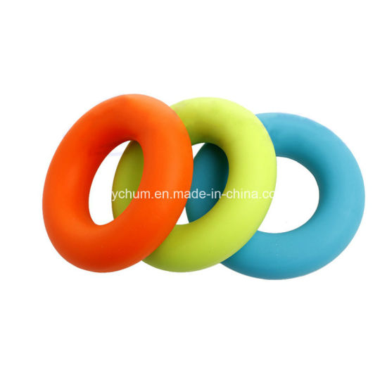 Strength Exerciser Tools Hand Grip Rubber Ring Muscle Power Training For Gym