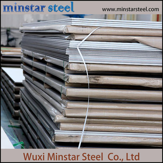 High Quality Wholesale 4mm Thickness 309S Stainless Steel Shee pictures & photos