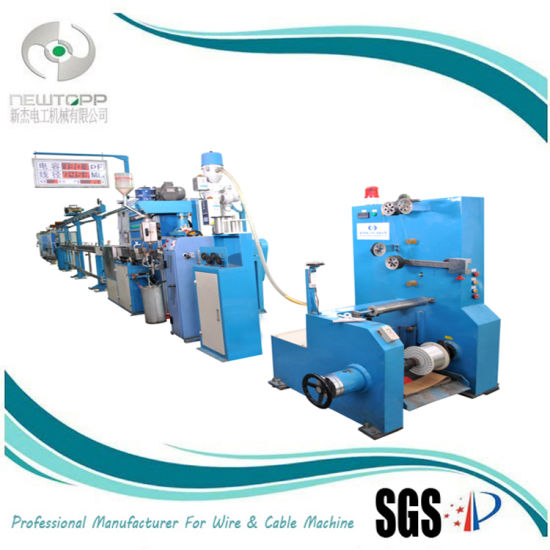70 Jacket Sheat Extrusion Line/Wire Making Machinery Supplier/Brazil Chile Cable Machine