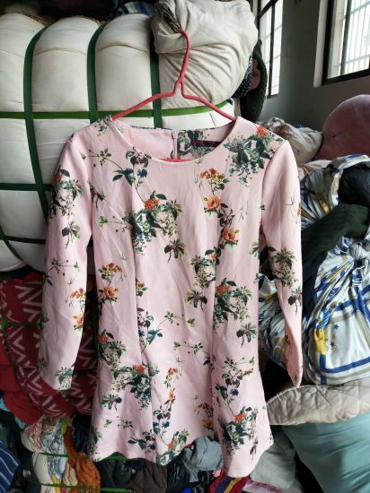 dca1dbf46 China Top Sale Secondhand Clothes for African Market 2018 - China ...