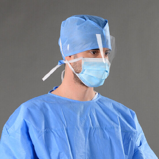 Factory 3ply Disposable Mask Non-Woven Tie on Surgical Face Mask Lowest Price