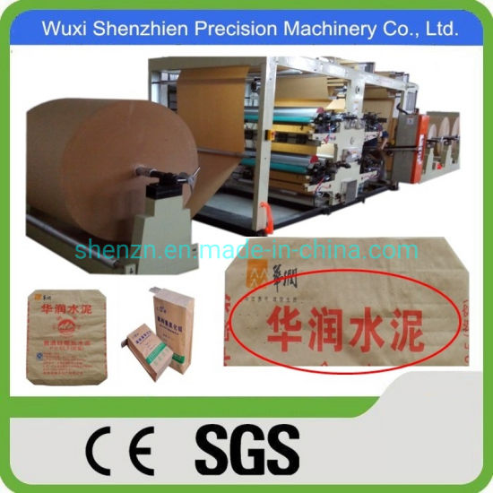Packaging Machine for Making Cement Valve Bags