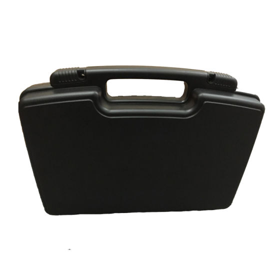 Cheap Storage Simple Hard Polypropylene Plastic Tool Case
