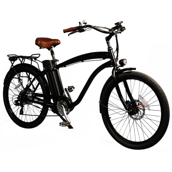 26 Inch Electric Beach Cruiser Bike for Man pictures & photos