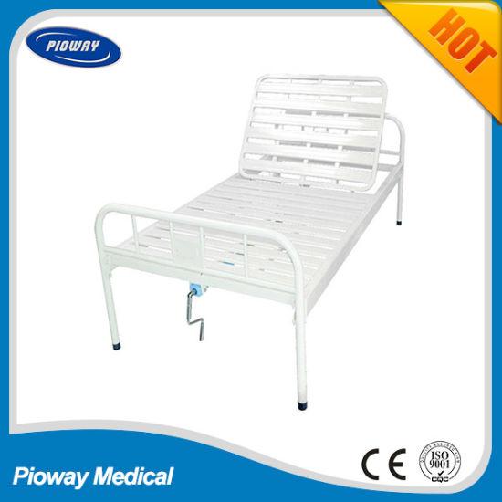 One Crank Powder Coated Hospital Bed (PW-C03)